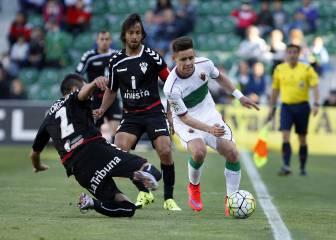 Curto salva un punto para el Albacete en el Martínez Valero