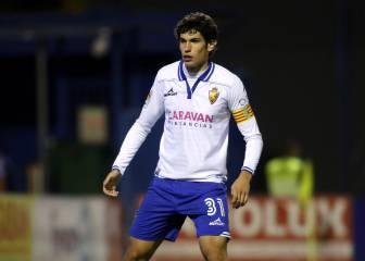 Manu Herrera salvó un punto para el Zaragoza