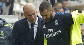 Karim Benzema lo tiene más complicado, pero es optimista