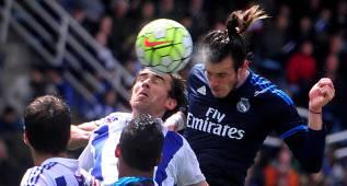 Gareth Bale, consagrado como el mejor cabeceador de Europa