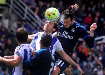 Bale, consagrado como el mejor cabeceador de Europa