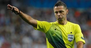 Hay árbitro para el Madrid-City: pitará el esloveno Skomina