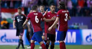 """Filipe: """"El Bayern quizás sea el rival más fuerte en Champions"""""""