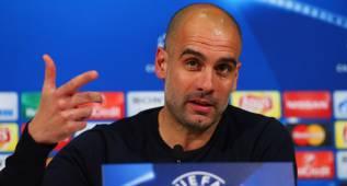 """Guardiola: """"He tenido el gran culo de ganar muchos títulos"""""""