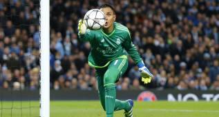 El Madrid se aferra a Keylor Navas para estar en la final