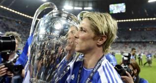 Torres vuelve al Allianz, donde ya levantó la Champions League