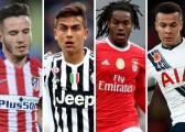 La revolución de los jugadores jóvenes en el fútbol europeo