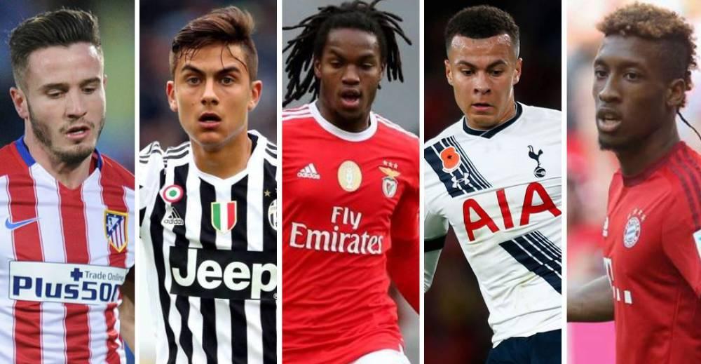 a294382b9354b Fútbol La revolución de los jugadores jóvenes en el fútbol europeo ...