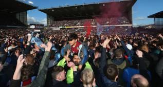 El Burnley regresa a la Premier