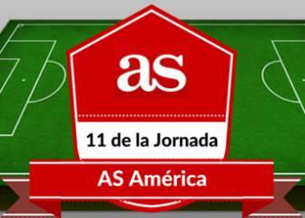 El once latinoamericano de la jornada para AS América