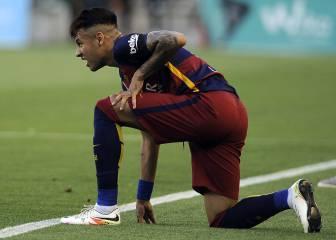 El Barcelona olvida la estética en su 'Liga interminable'