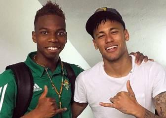 Musonda a Neymar: