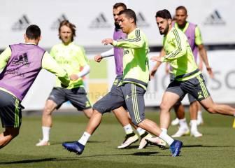 Cristiano acelera y apunta a titular ante el Manchester City