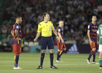 Mateu Lahoz, entre los elegidos por la FIFA para los Juegos