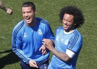 Así prepara el Real Madrid la semifinal ante el Manchester City