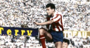 El Atlético de Madrid juega su partido 100 en Copa de Europa