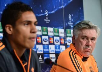 Ancelotti se lanzará a por el fichaje de Varane este verano