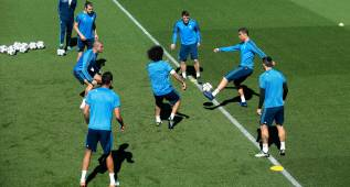 Zidane confirma que Casemiro y Benzema son baja ante el City