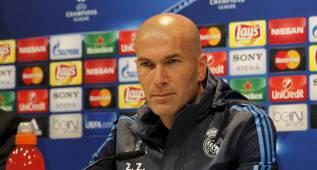 """Zidane: """"Si no nos clasificamos para la final sería un fracaso"""""""