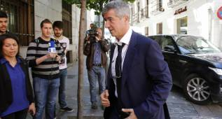 Gil Marín, fiel a su ritual: no vio el partido, no quería sufrir