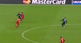 El Bayern reclamó fuera de juego de Griezmann en el 1-1