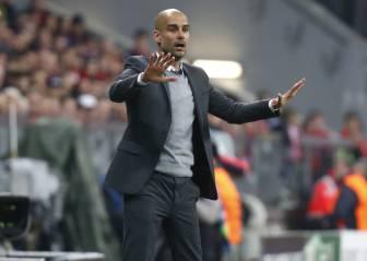En el descanso sólo regaron el lado en el que ataca el Bayern