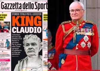 Ranieri en la Gazzetta: