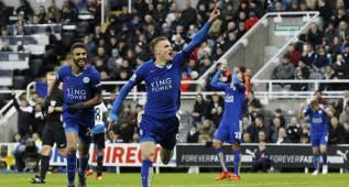 Uno a uno, los 21 protagonistas del milagro del Leicester