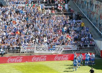 El Rayo solicita a la Real 2.000 entradas para sus aficionados