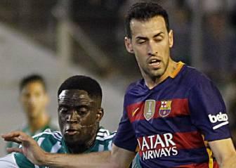 El Barça remite al PSG a la cláusula por Busquets: 175 M€