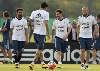Messi viajará a Argentina para entrenar antes de declarar