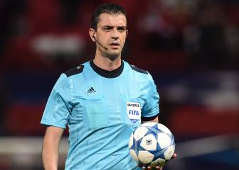 Kassai arbitra al Villarreal en Anfield; Kuipers pita al Sevilla