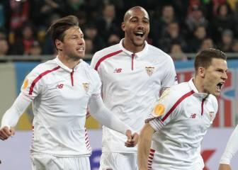 Cómo y dónde ver el Sevilla vs Shakhtar: horarios y TV
