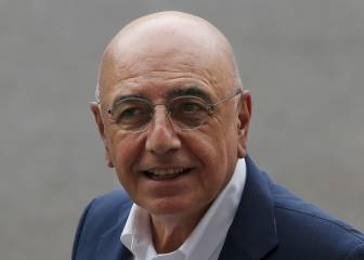 Galliani viaja a Madrid para espiar a Pellegrini