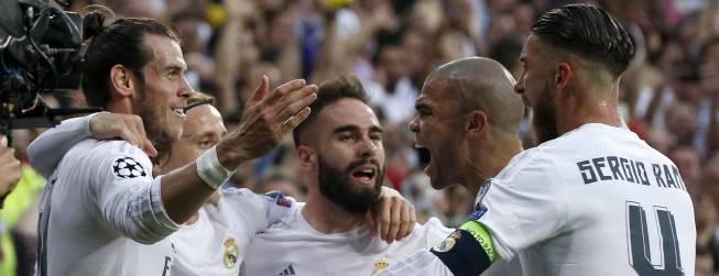 La Champions vive en Madrid