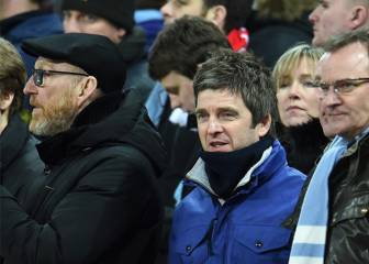Noel Gallagher cree que el City se impondrá