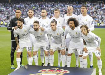Uno a uno: Bale fue el motor que lleva al Madrid a Milán
