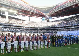Séptima final y séptimo derbi en Europa entre Madrid y Atleti