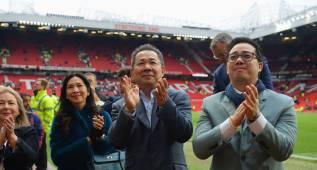 """El vicepresidente del Leicester: """"Vardy entrenaba borracho"""""""