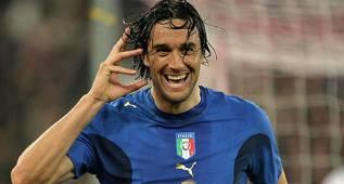 """Luca Toni anuncia su retirada: """"Pensé que es hora de irse"""""""