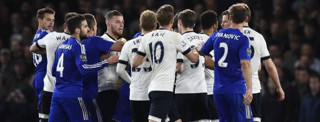 Sanción a Chelsea y Tottenham por conducta violenta