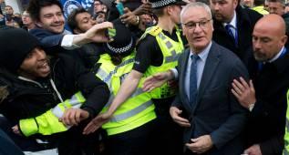 """La madre de Ranieri: """"Mi hijo es ahora el Rey de Inglaterra"""""""