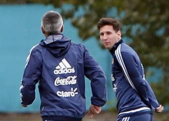 El expreparador físico de Argentina ataca a Messi: