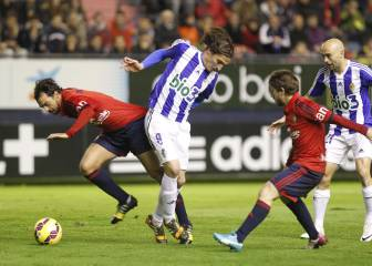 La Deportiva le tiene tomada la medida a Osasuna