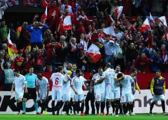 Los goles del Sevilla que le dieron el pase a la final