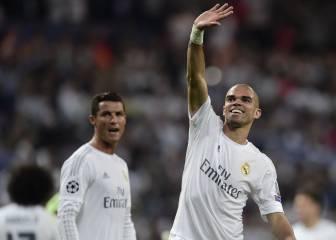 Pepe confiesa que Benítez le dijo que era el tercer central