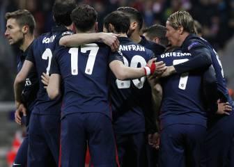 Las 5 claves para que el Atlético llegara a Milán