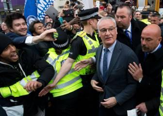Italia quiere condecorar a Claudio Ranieri por su hazaña