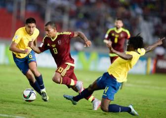 Ecuador y Venezuela, a por su primera Copa América