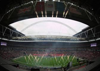 El Tottenham, cerca de jugar en Wembley en la 2017/2018